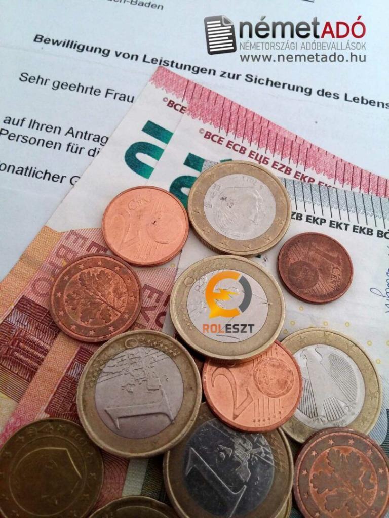 németADÓ Kindergeldről általában
